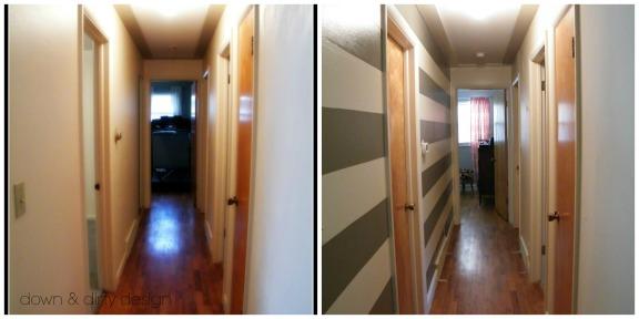 collage hallway